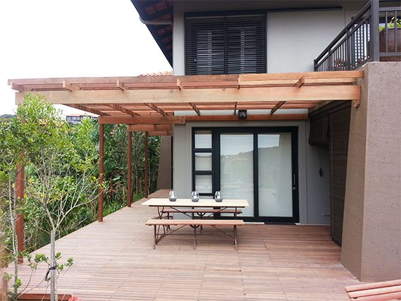 Patio Timber Pergolas